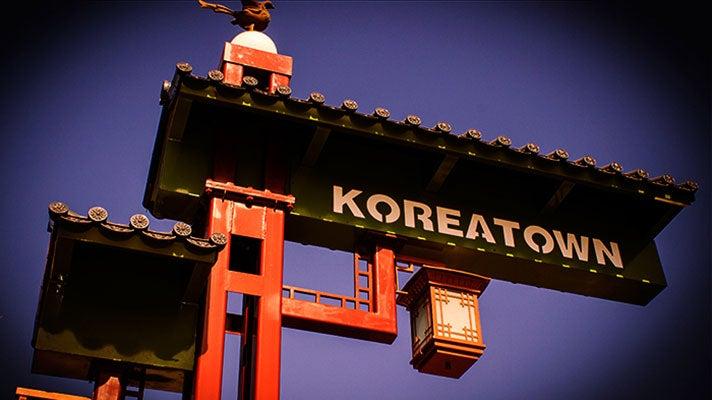 Best Korean Restaurants Los Angeles Koreatown