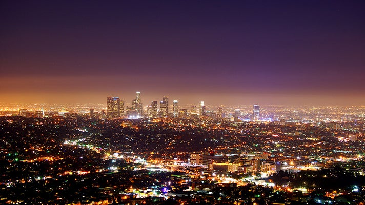 La Breaks Record In 2012 With 41 4mm Visitors Discover