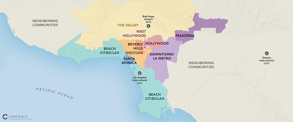 Beach Cities / LAX