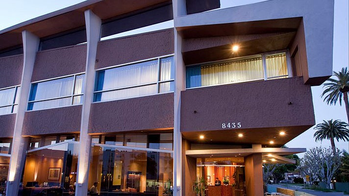 The guide to los angeles boutique hotels discover los for Boutique hotels downtown los angeles