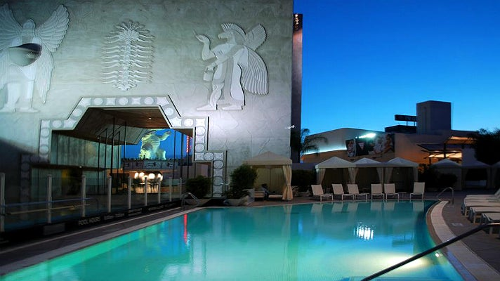 Hotels Near Hollywood Walk of Fame - Hotel Planner