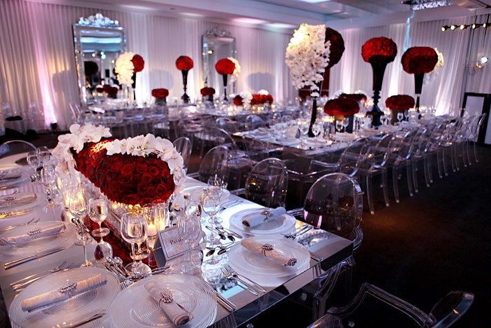 Unforgettable Garden Wedding Decor: Unforgettable Los Angeles Hotel Wedding Venues