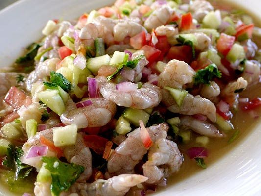 Main image for article titled A Ceviche Lover's Guide to Los Angeles