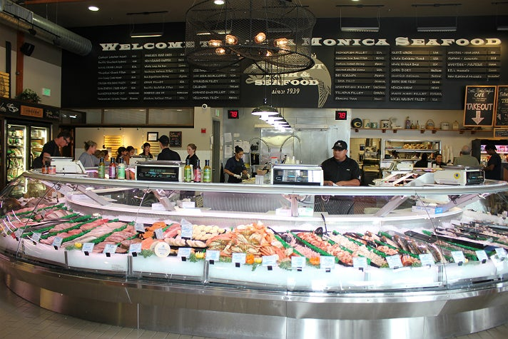 My l a to z curtis stone discover los angeles for Fresh fish market los angeles