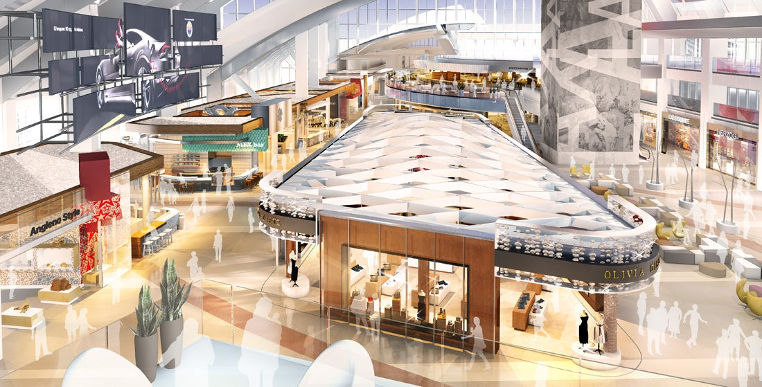 There's Something for Everyone at LAX's New Tom Bradley International Terminal | Discover Los ...
