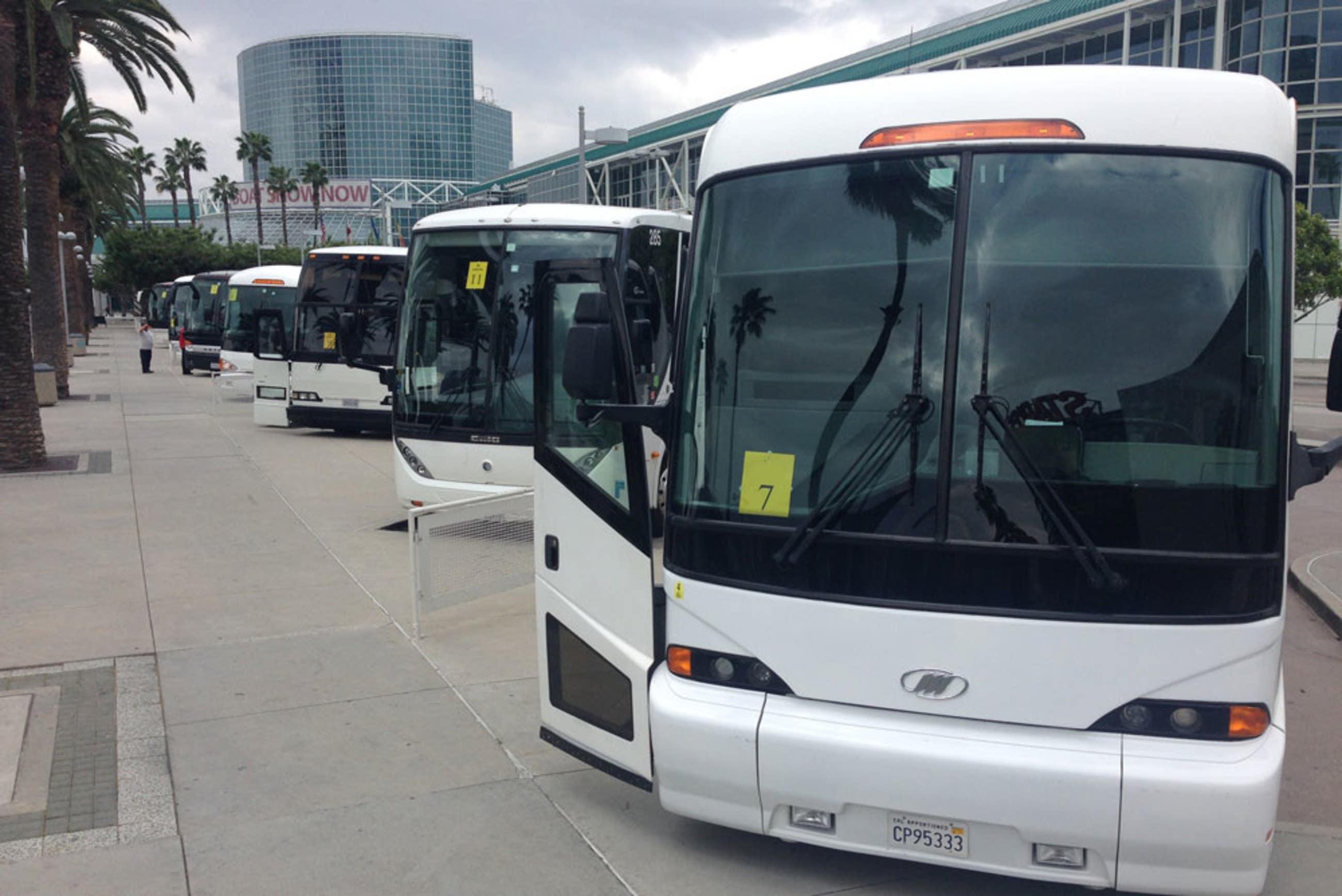 Event Transportation Made Easy!