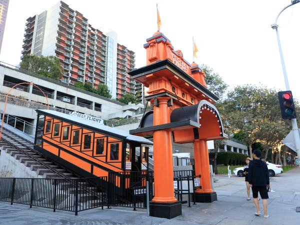 Angels Flight® Railway