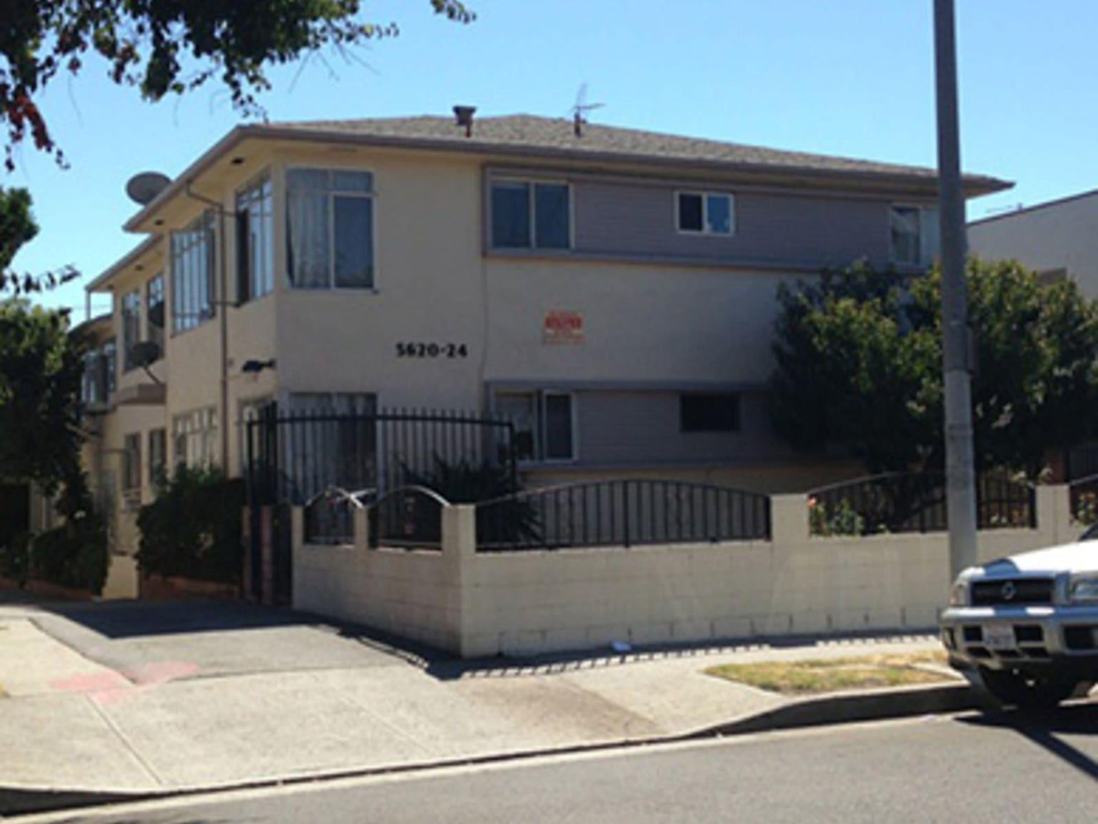 Bela Lugosi's Apartment