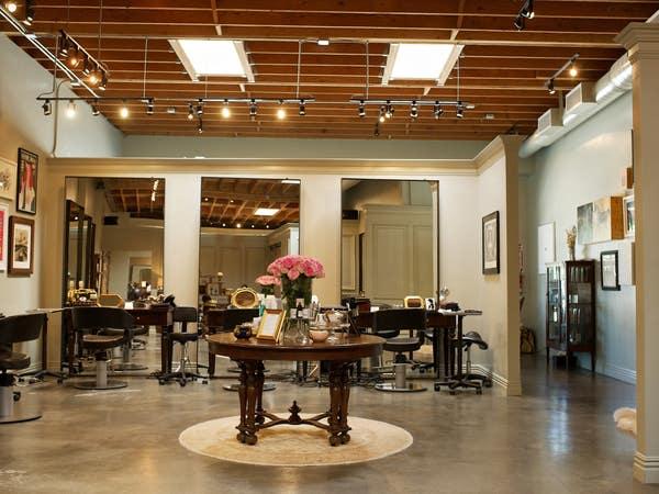 Benjamin Salon West Hollywood