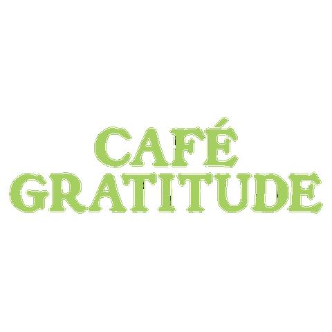 Cafe Gratitude Arts District