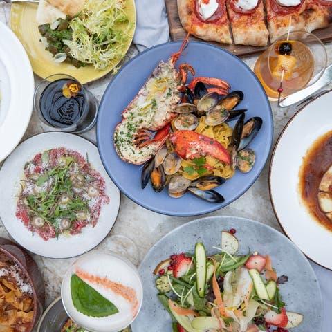 Culina, Modern Italian