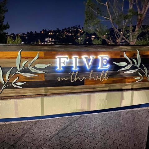 FIVE on the Hill
