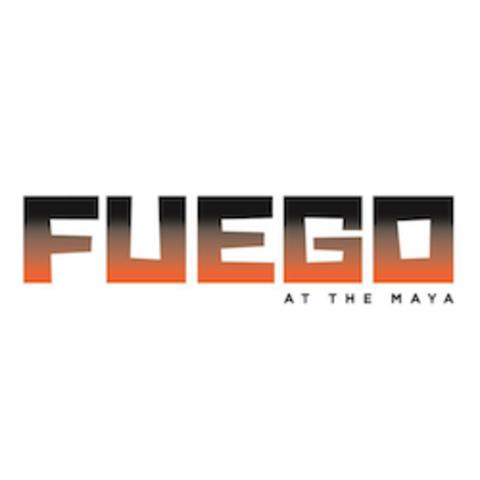 Fuego at Hotel Maya