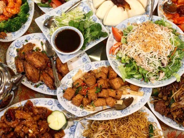 Hop Woo- Chinatown