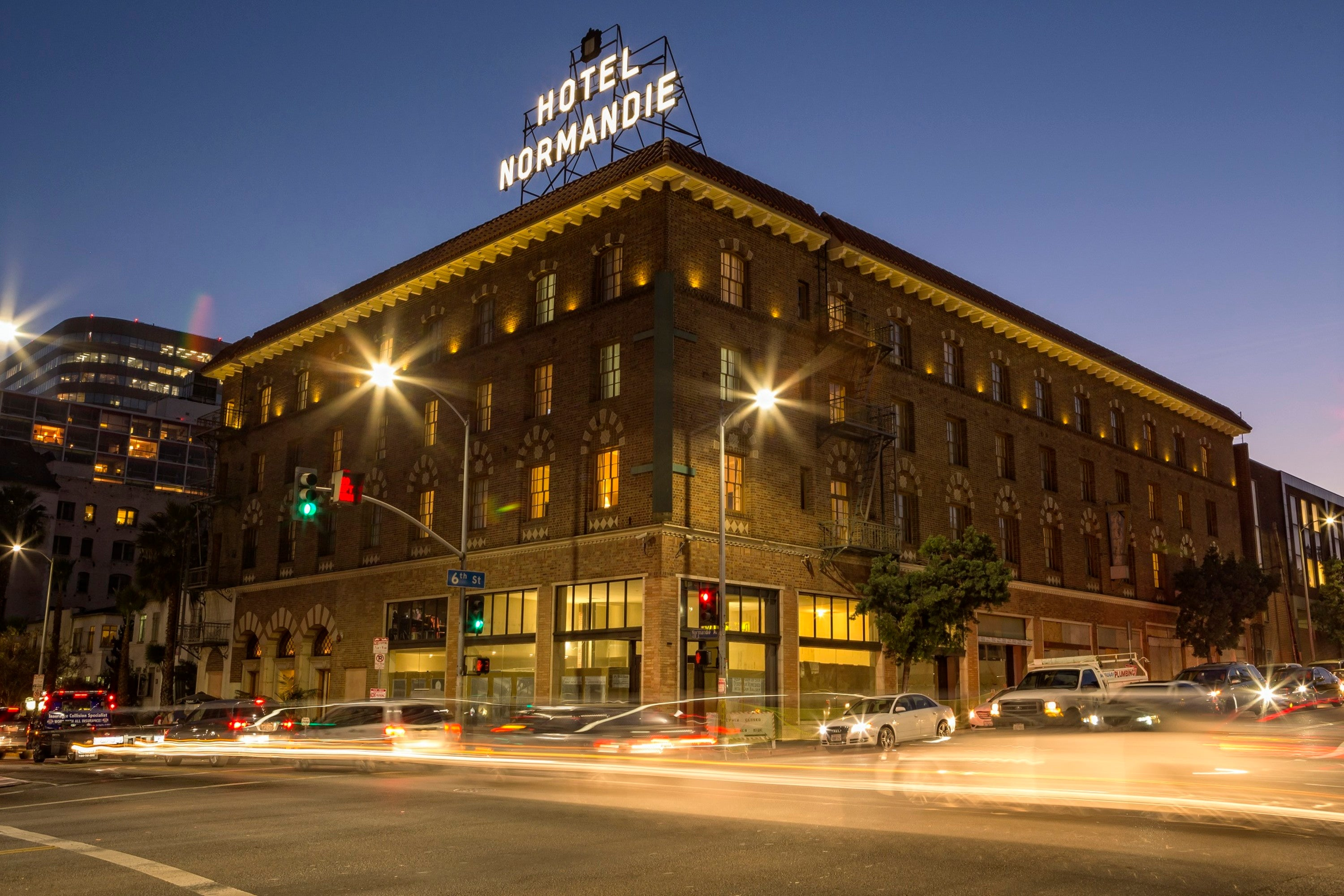 Hotel Normandie LA | Discover Los Angeles