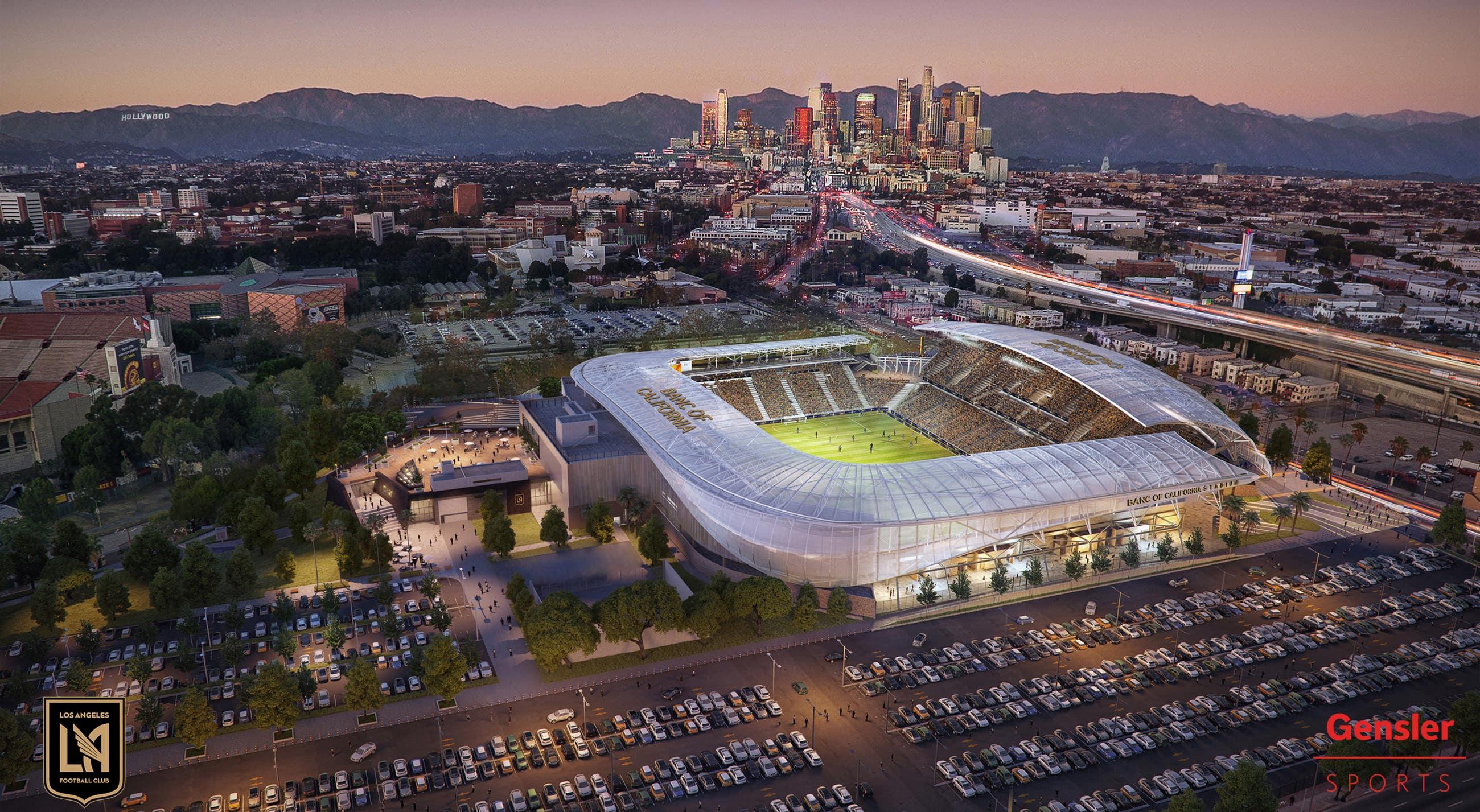 Los Angeles Football Club/Banc of California Stadium - los angeles event spaces