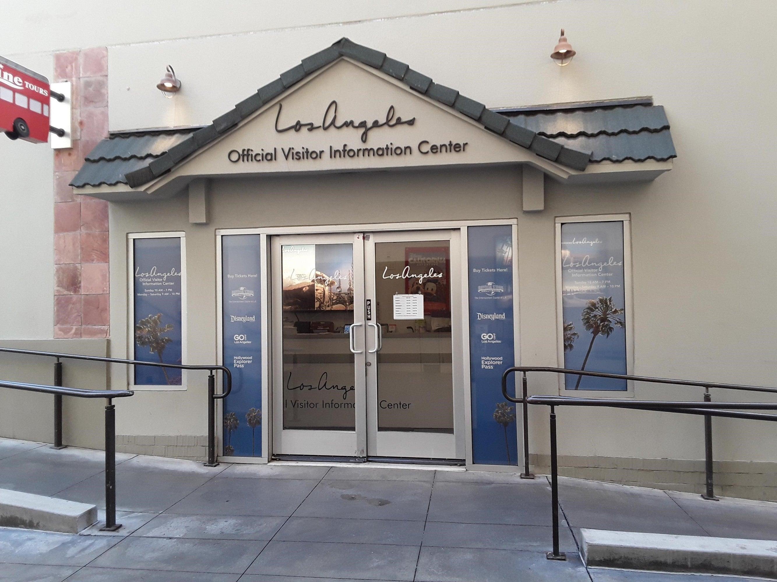 765af675 Los Angeles Visitor Information Center - Hollywood & Highland ...