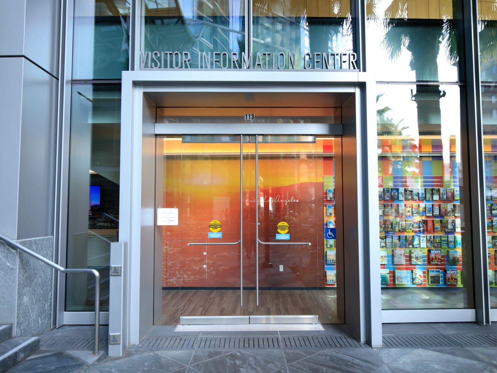 Visitor Information Center 1