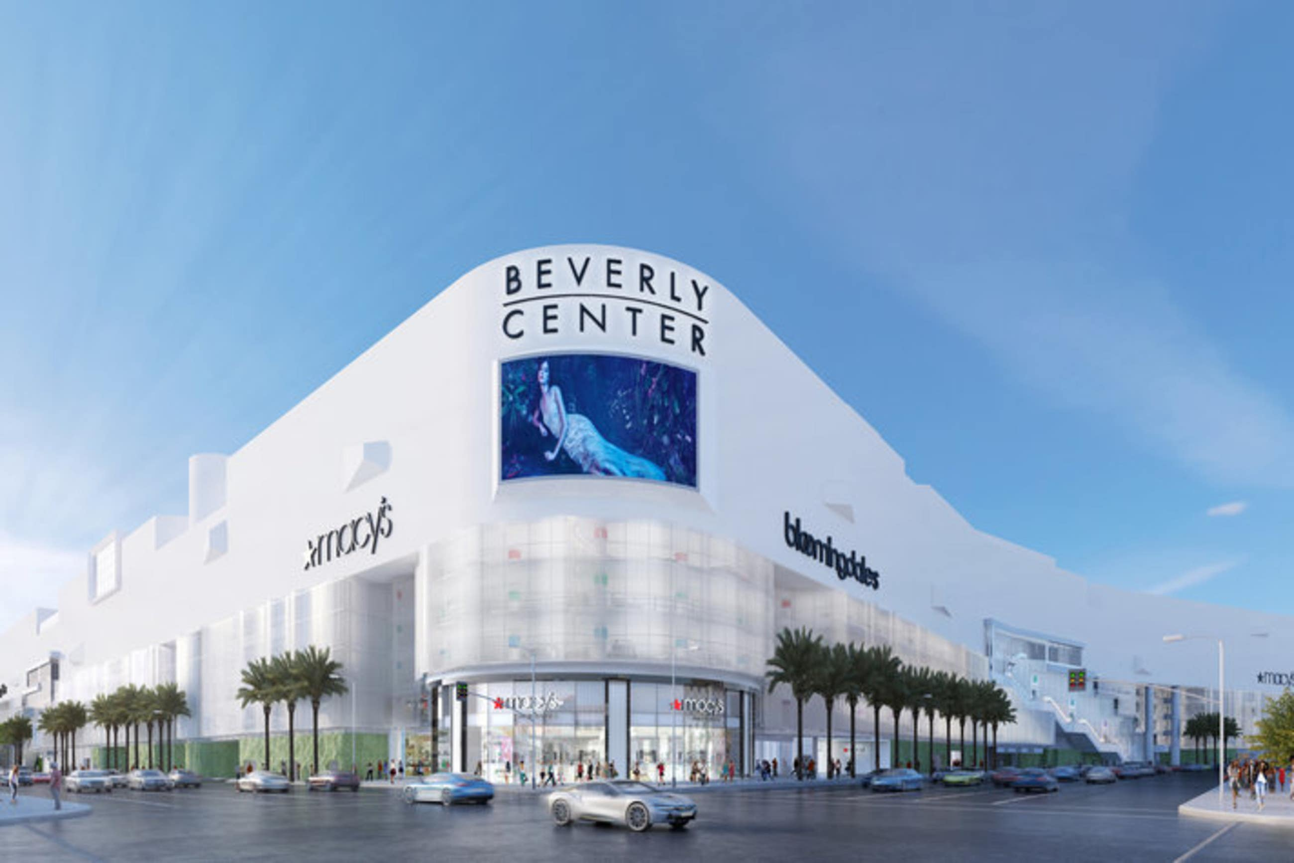 Macy's Beverly Center
