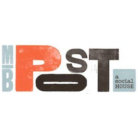 M.B. Post logo