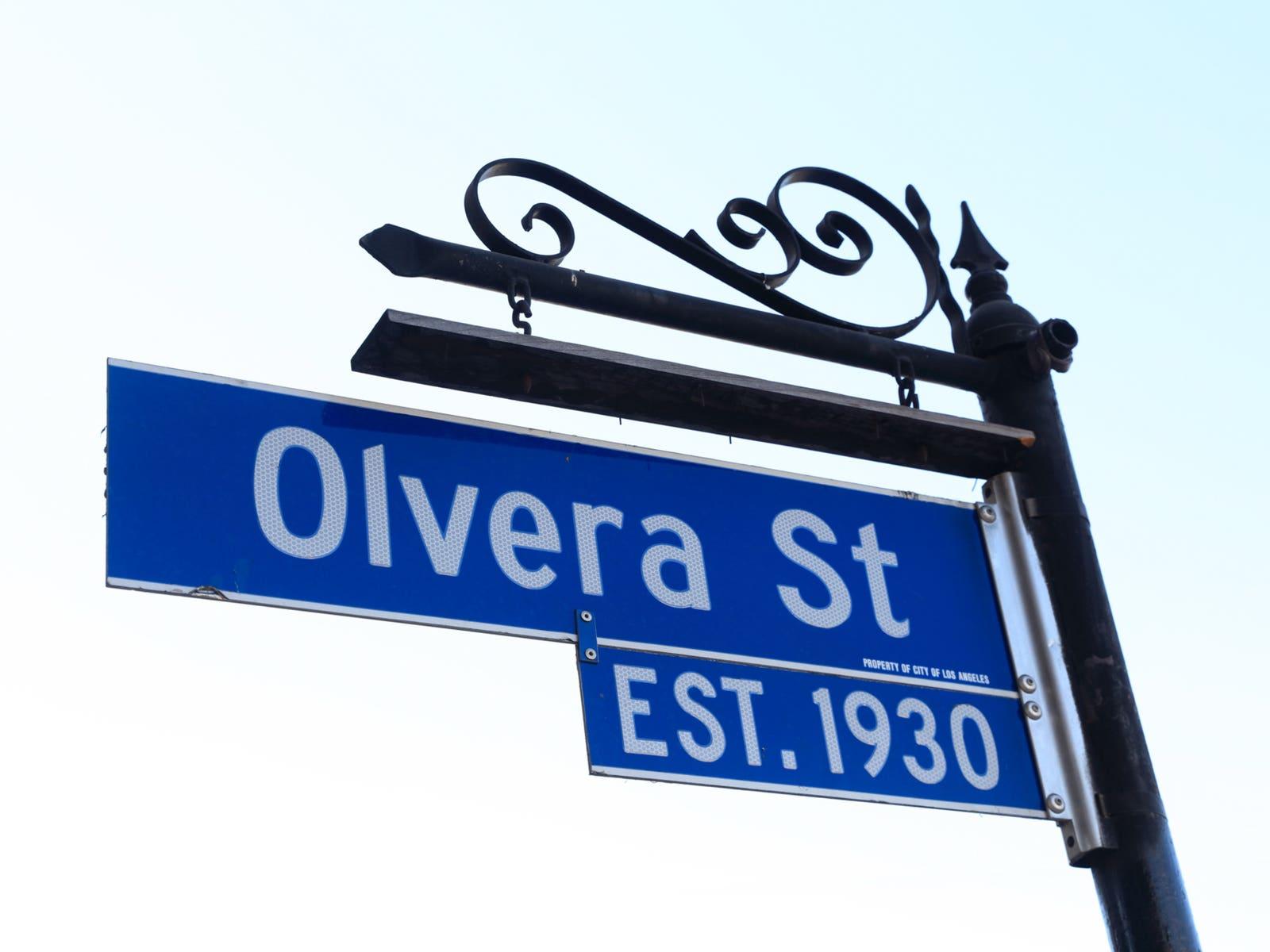 Olvera Street 1