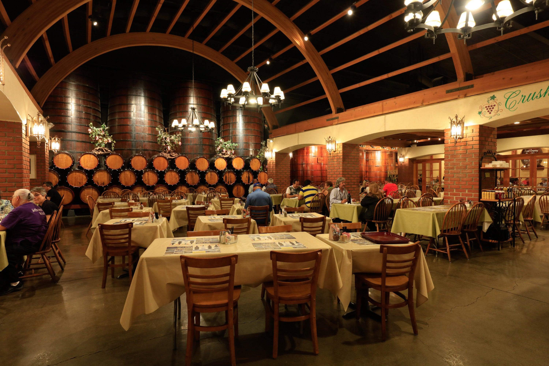 San Antonio Winery Amp Restaurant Discover Los Angeles