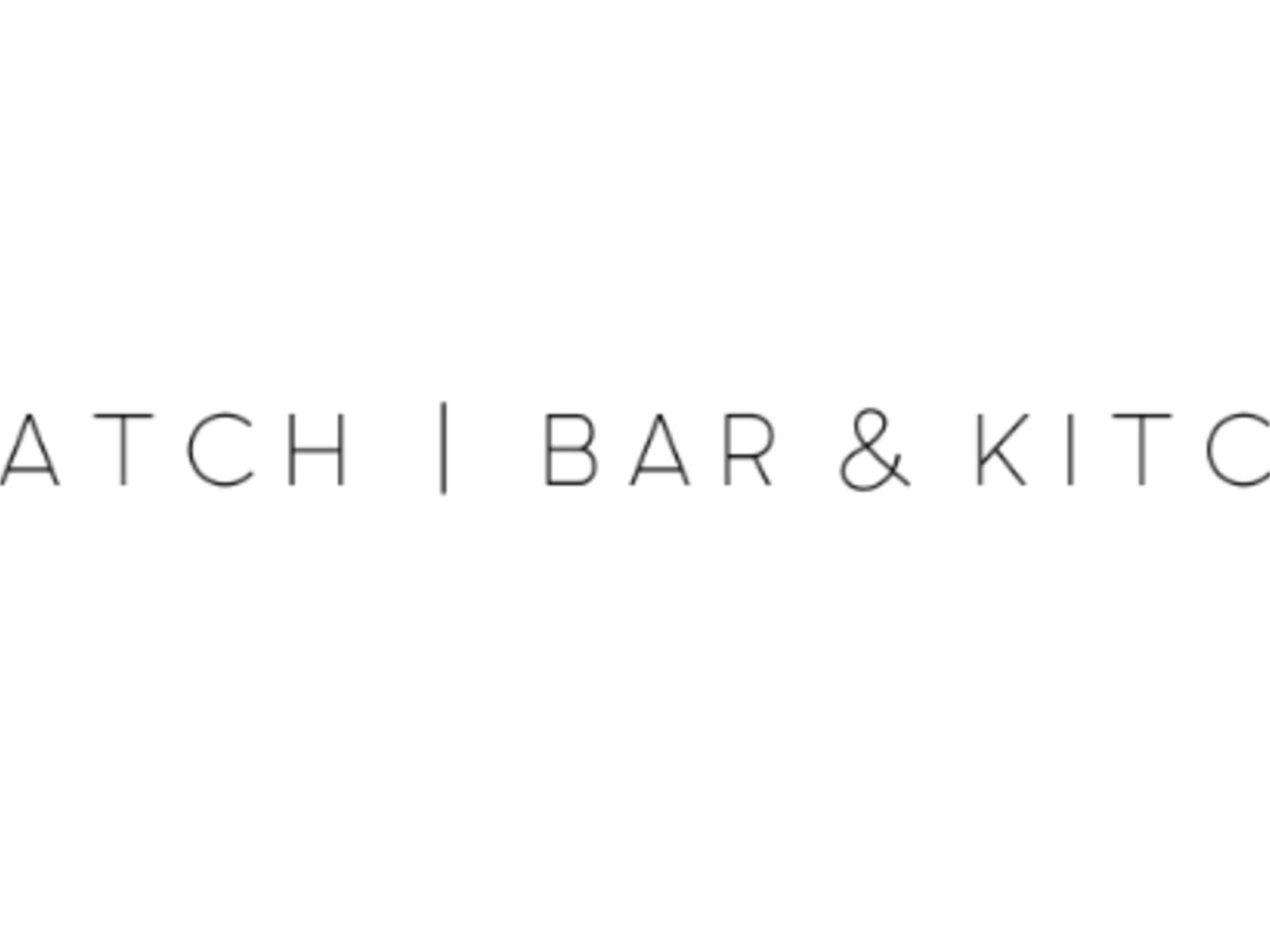 Scratch | Bar & Kitchen