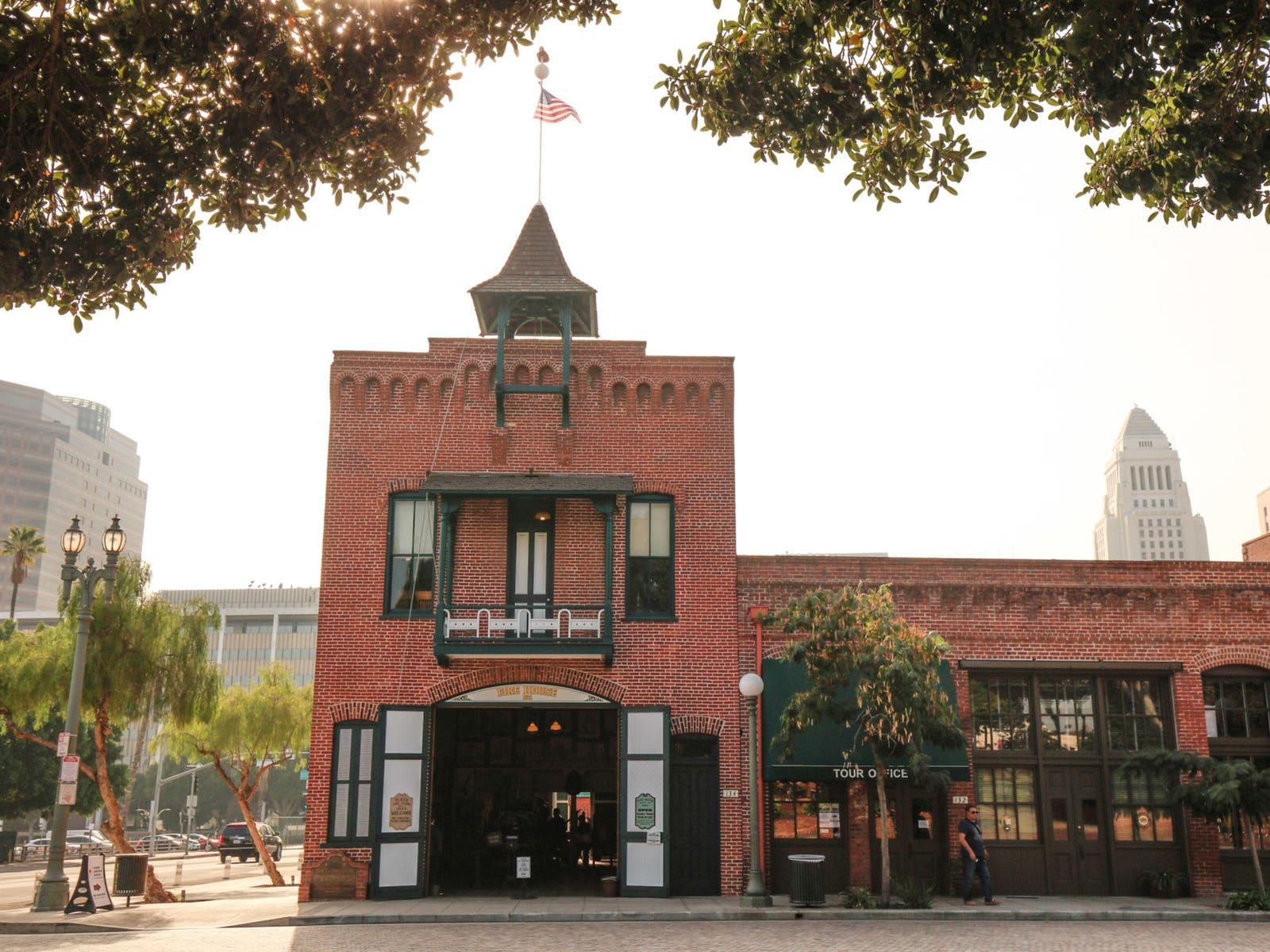 Old Plaza Firehouse
