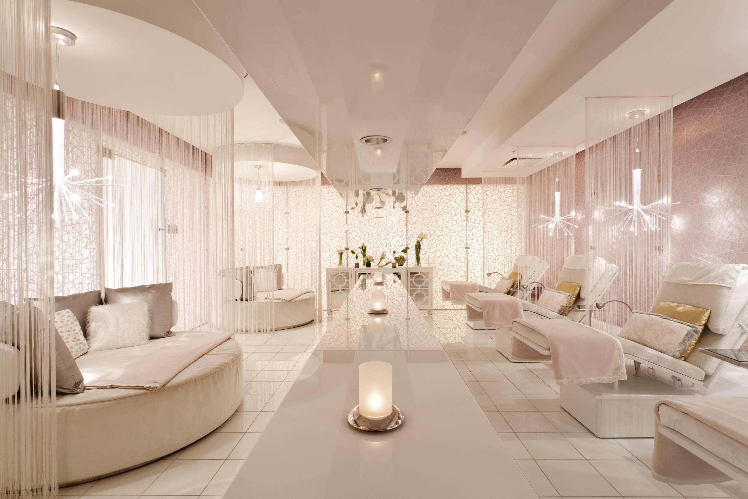 The Ritz-Carlton Spa Los Angeles