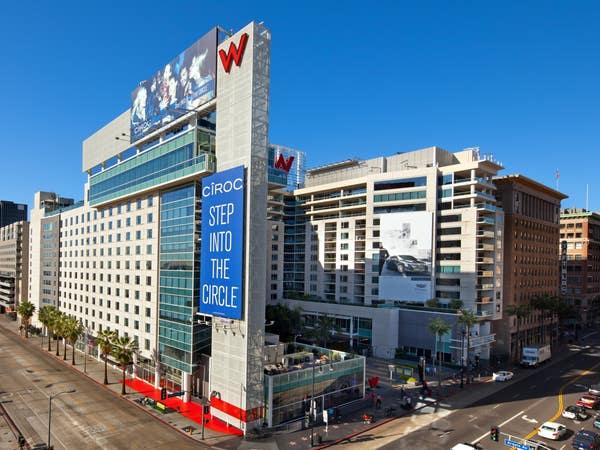 W Hollywood Hotel & Residences