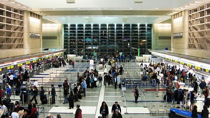 Aeropuerto Internacional de Los Ángeles LAX
