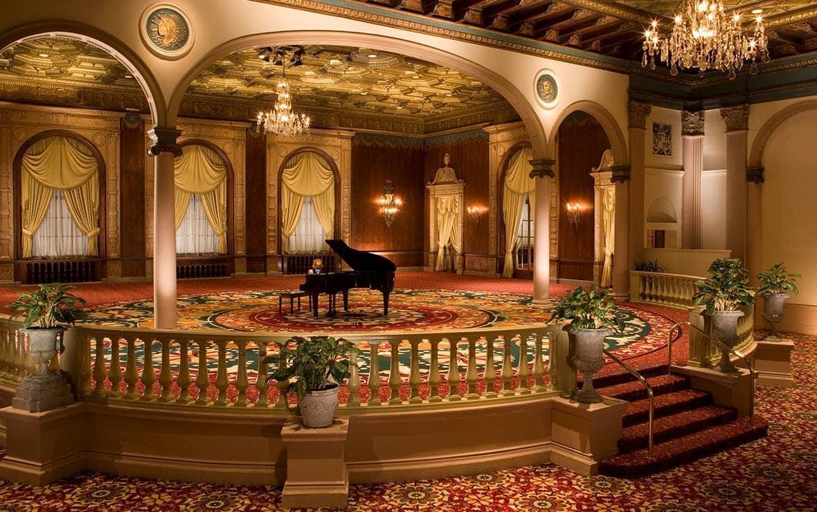 Millennium Biltmore Hotel Gold Room