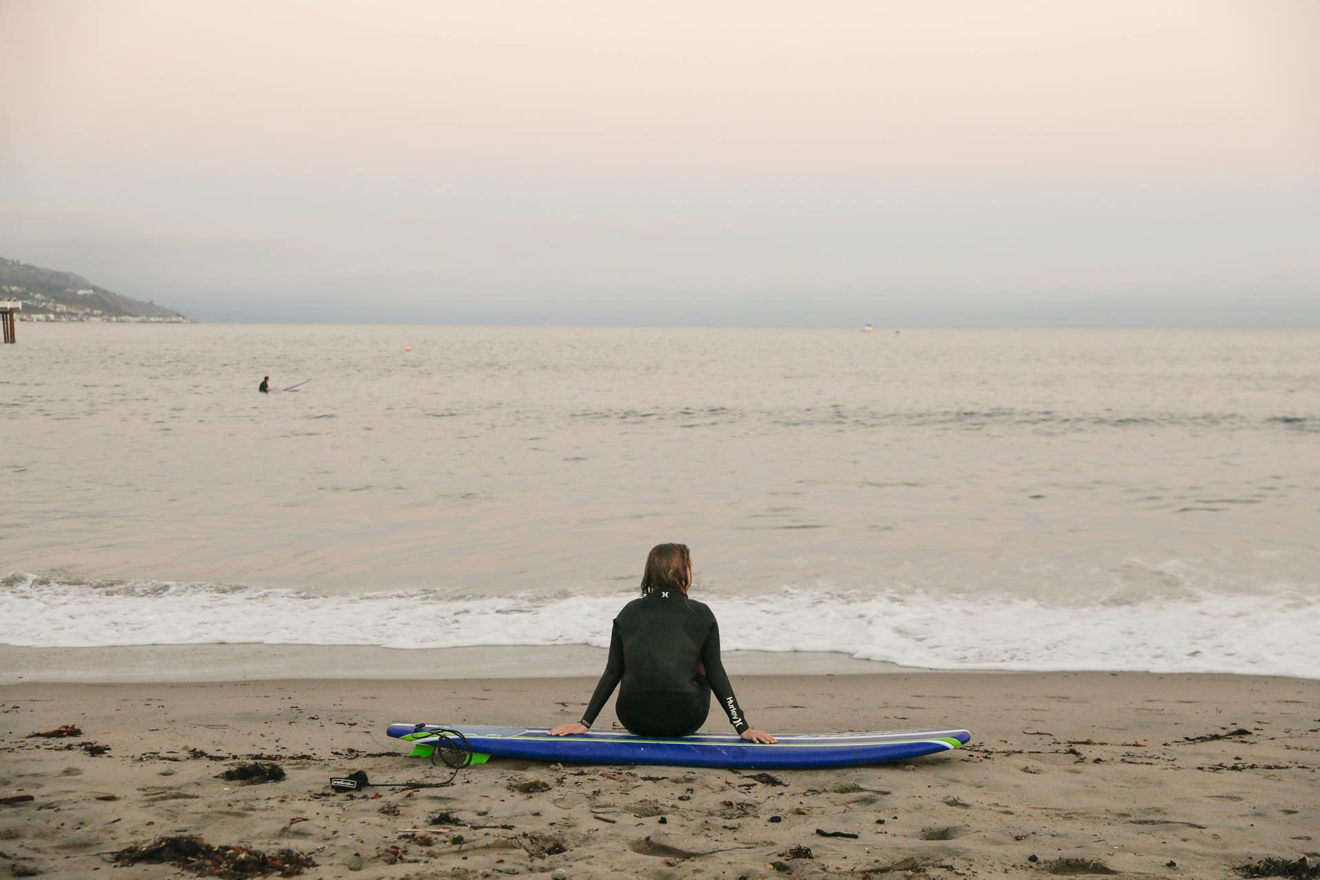 Malibu Surfrider Beach      Photo: Yuri Hasegawa