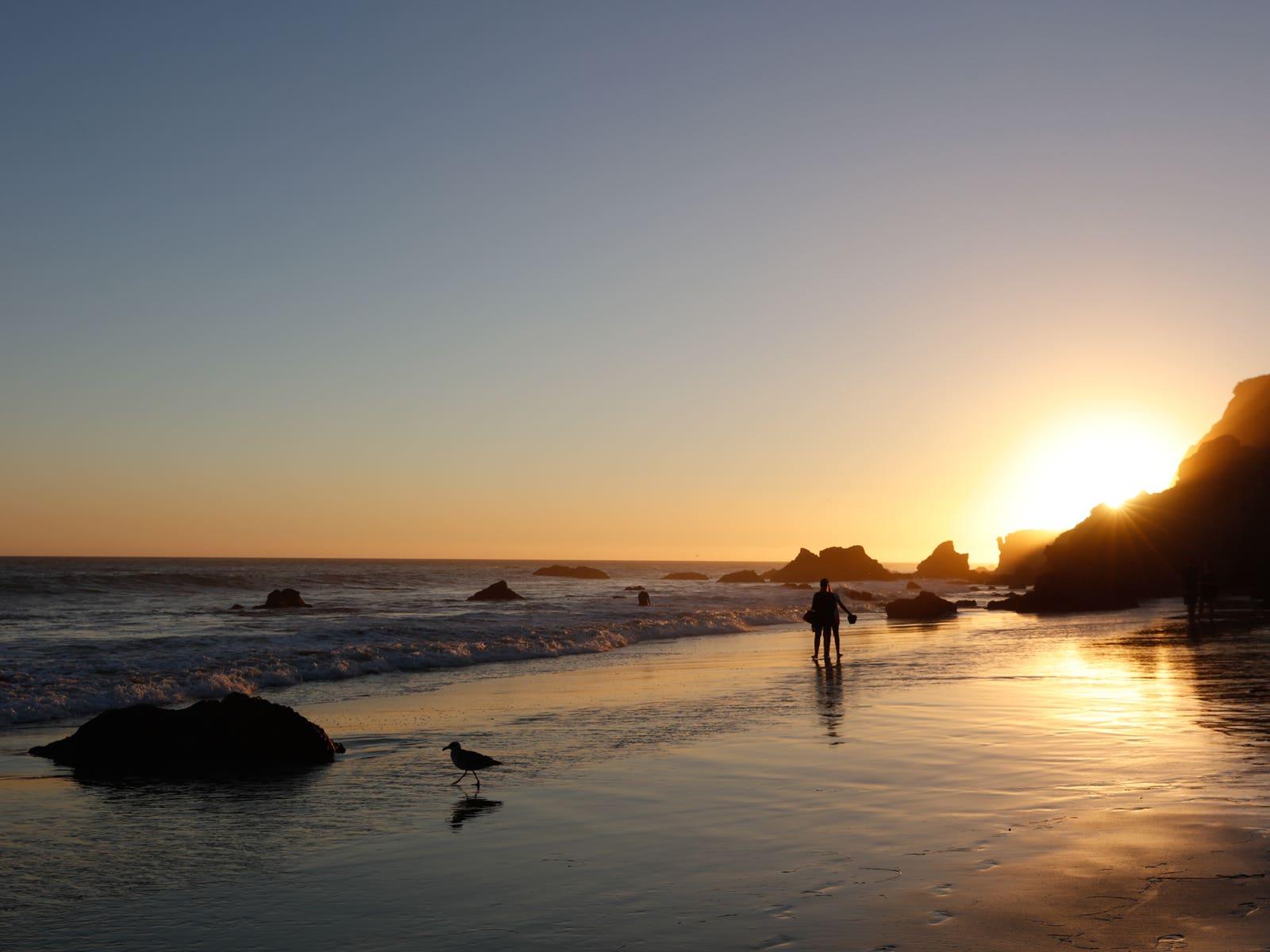 El Matador State Beach   |  Photo: Yuri Hasegawa