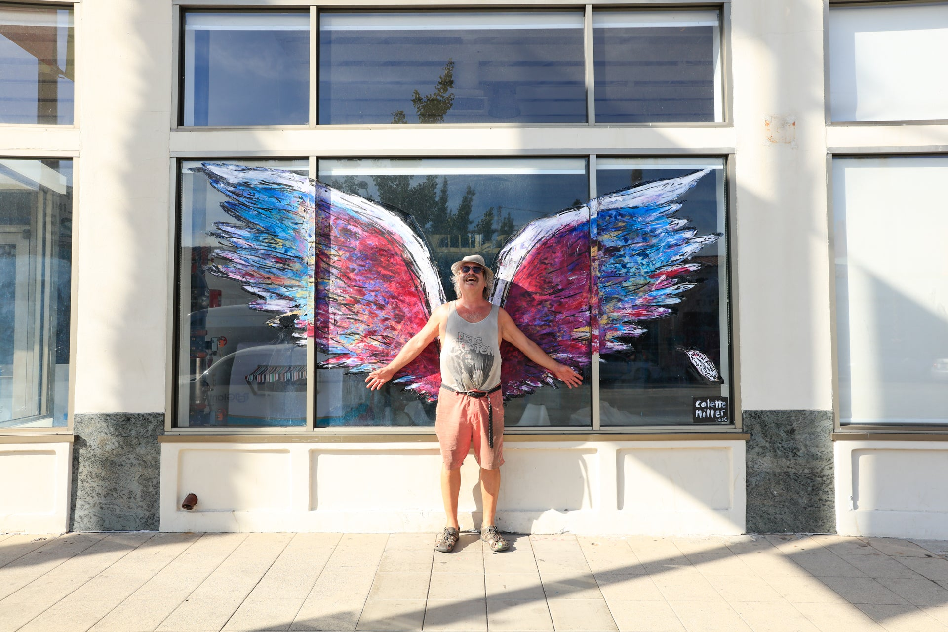b2ab70c2e1 Discover the Global Angel Wings Project in Los Angeles