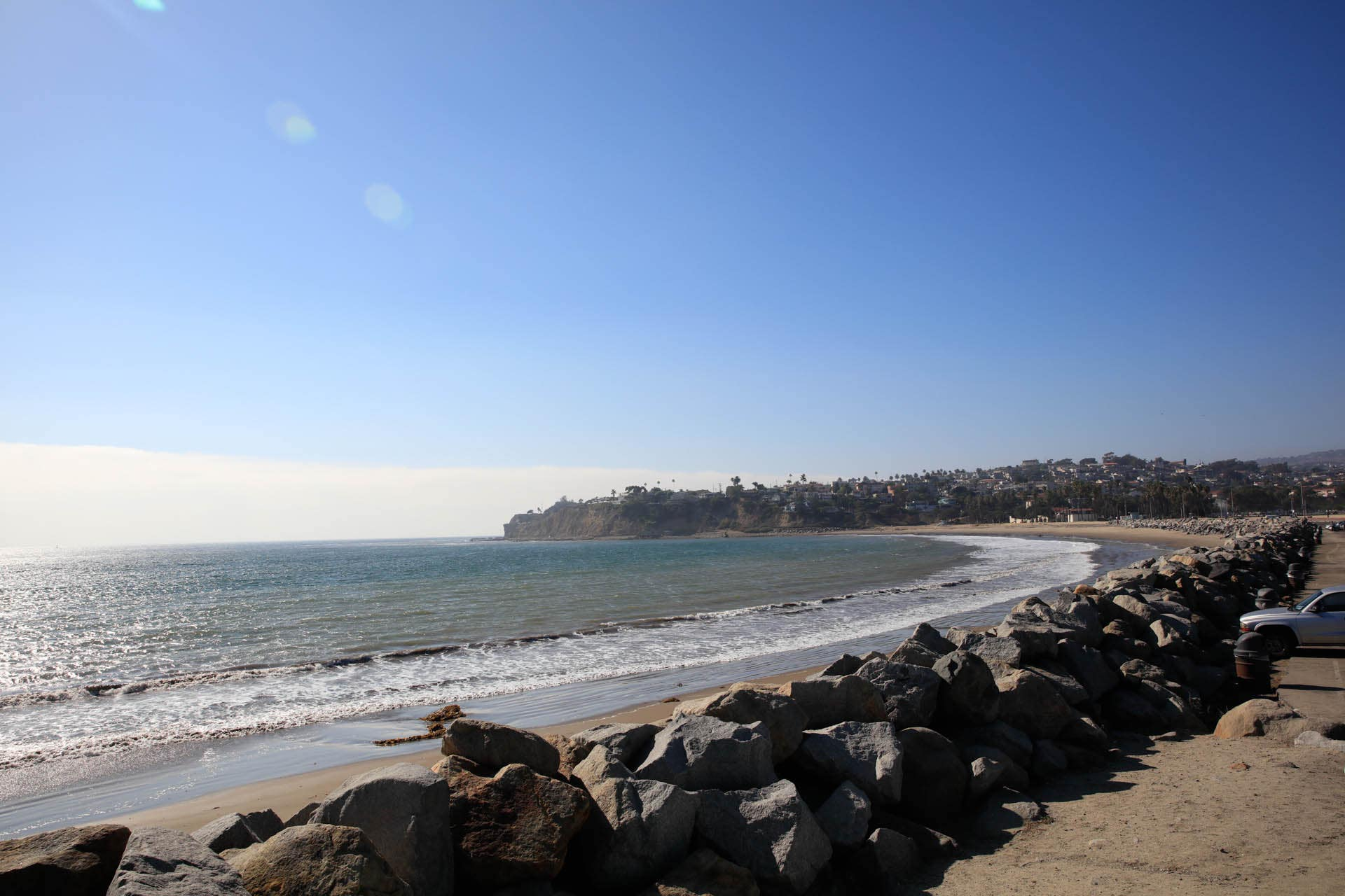 Cabrillo Beach      Photo: Yuri Hasegawa