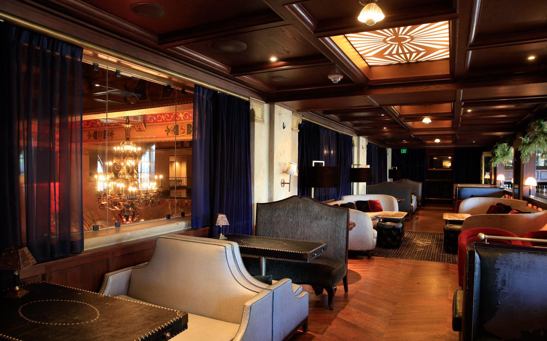 Spare Room Hollywood Roosevelt Hotel