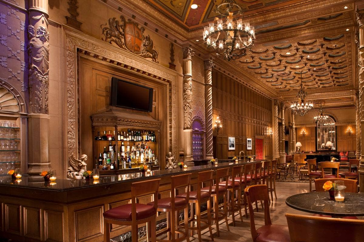 Millennium Biltmore Gallery Bar Cognac Room