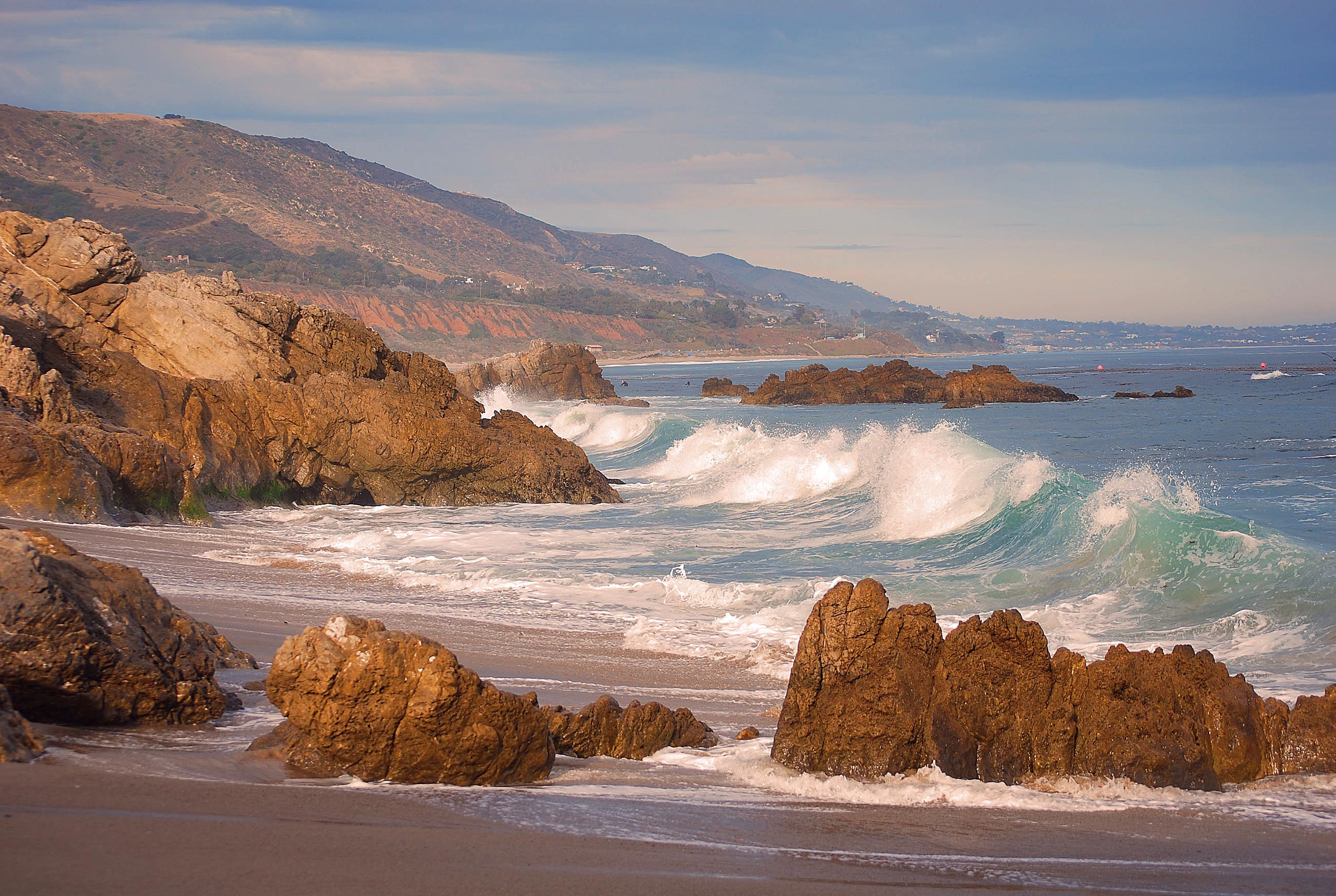 Leo Carrillo State Beach (hi-def)