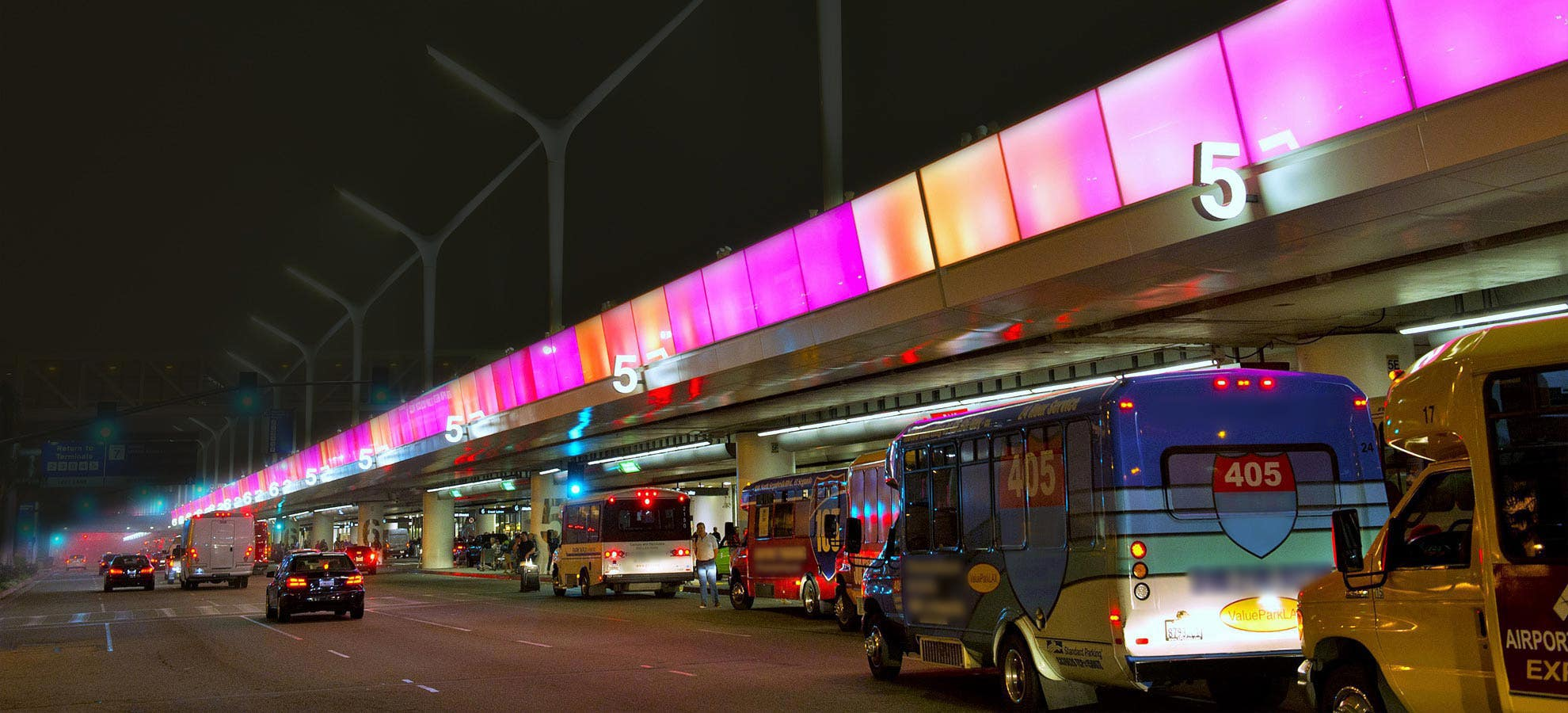 Terminal 5 at LAX | Photo: LAX
