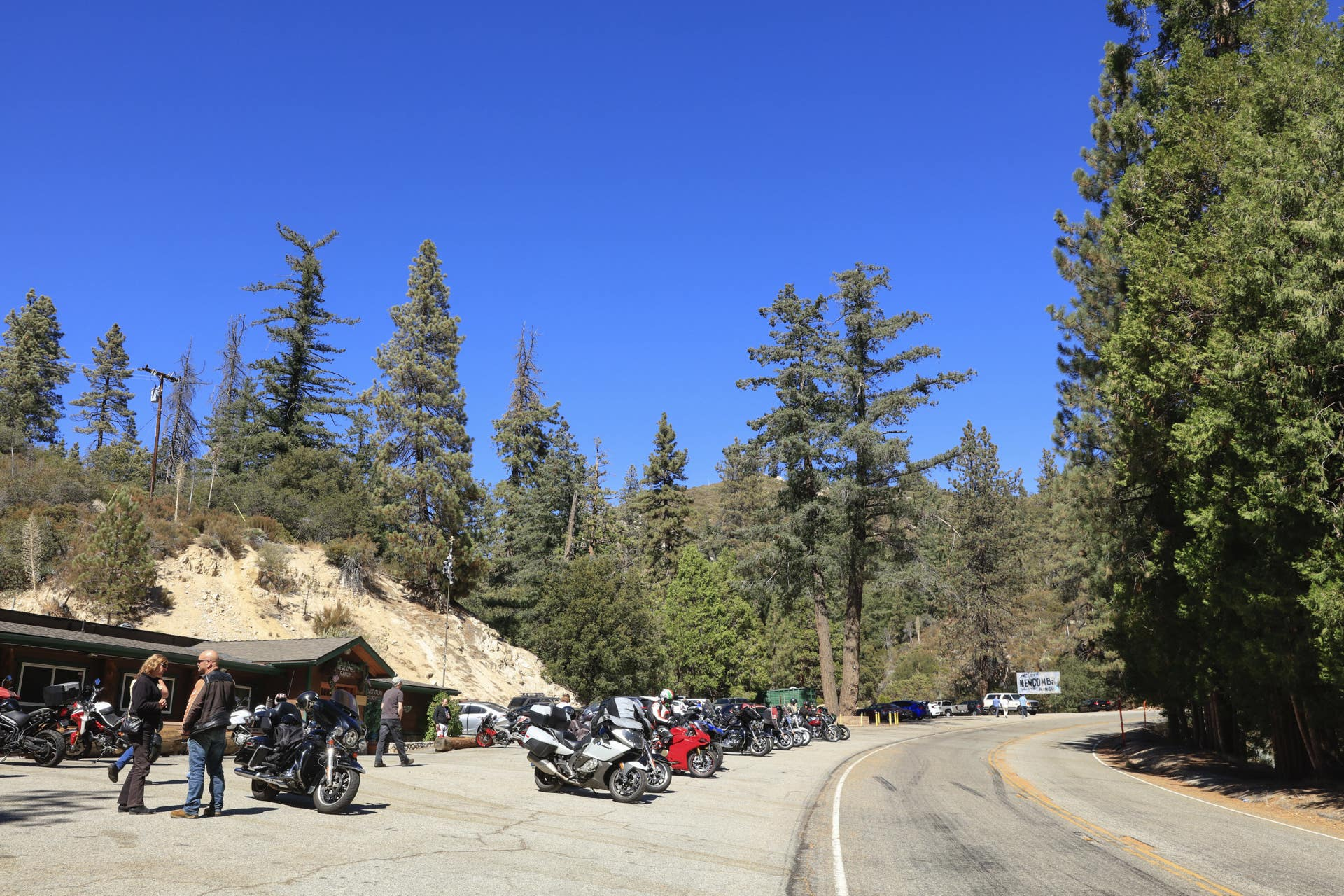 Angeles Forest Meadow Group Camp
