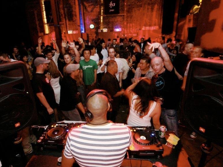 DJ Silky Incognito LGBTQ Dance