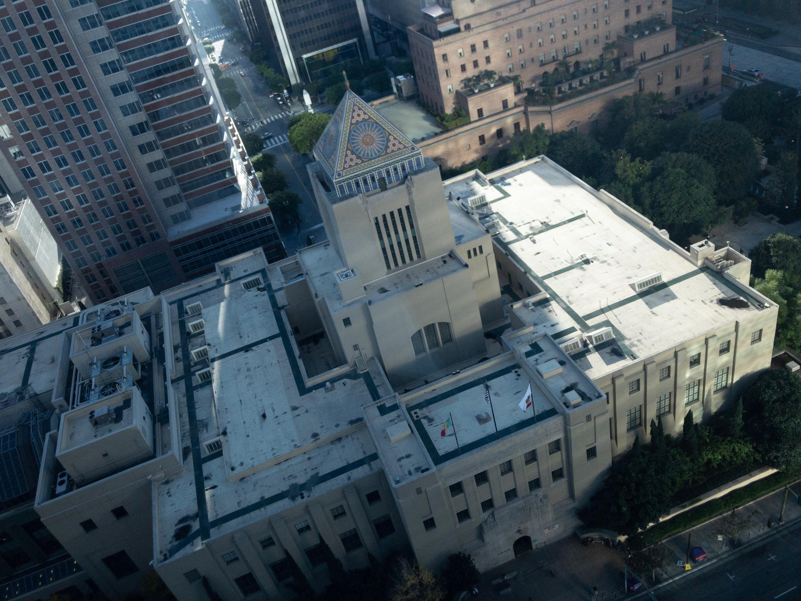 Central Library in Downtown L.A.   |  Photo: Arturo Bender