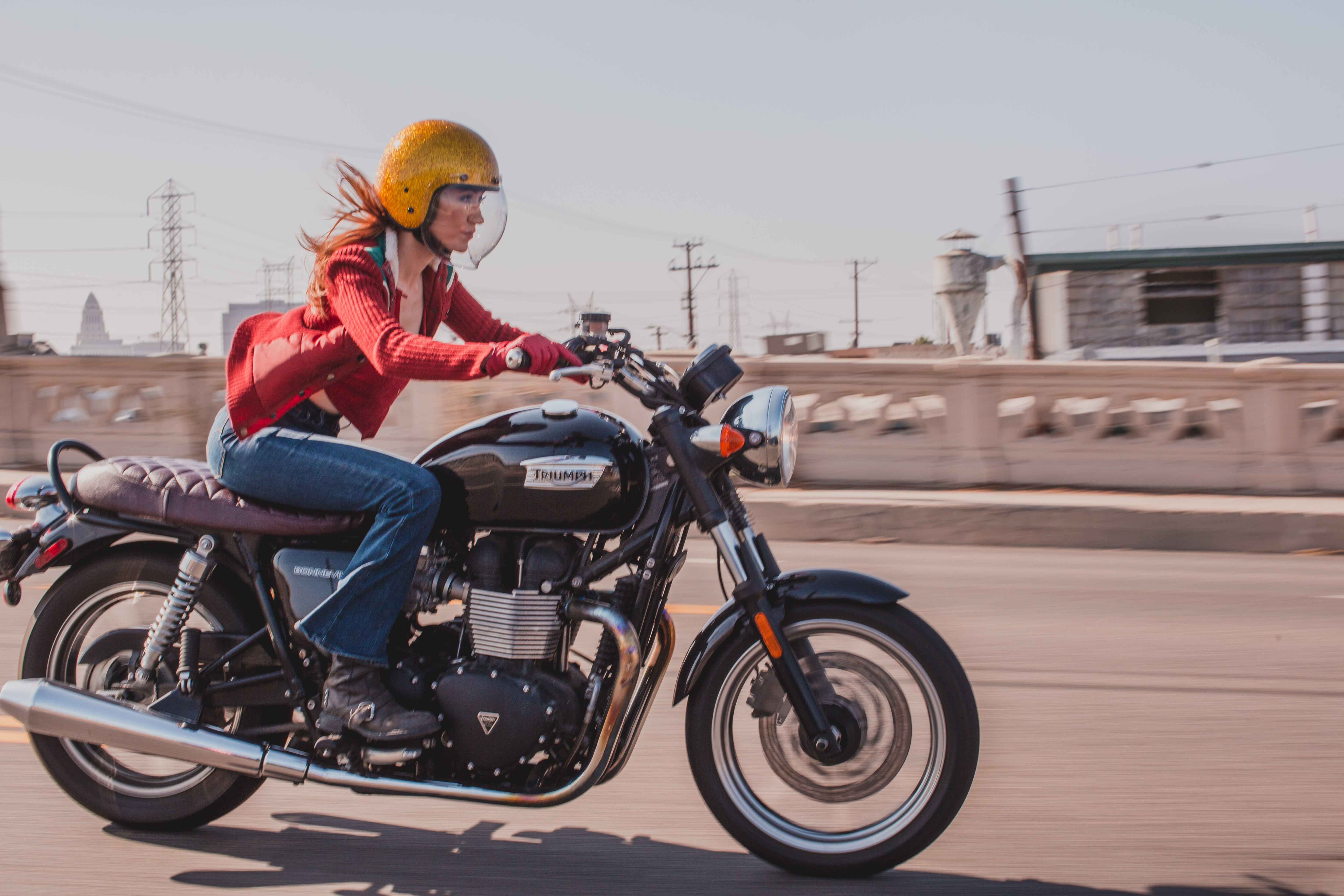 Motorcycle Rides Christmas Day 2020 Top 10 Motorcycle Rides in Los Angeles   Discover Los Angeles