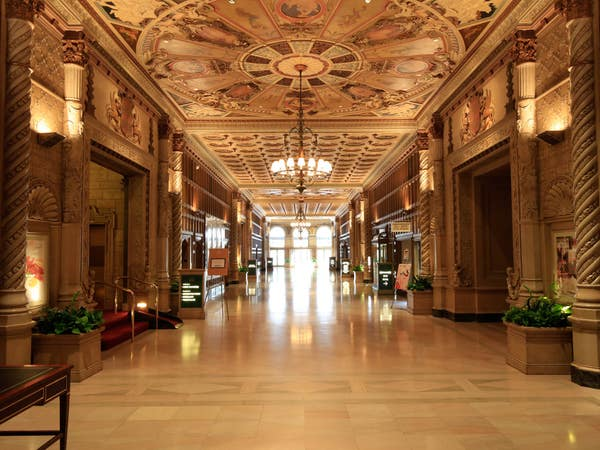 Millennium Biltmore Hotel Galleria