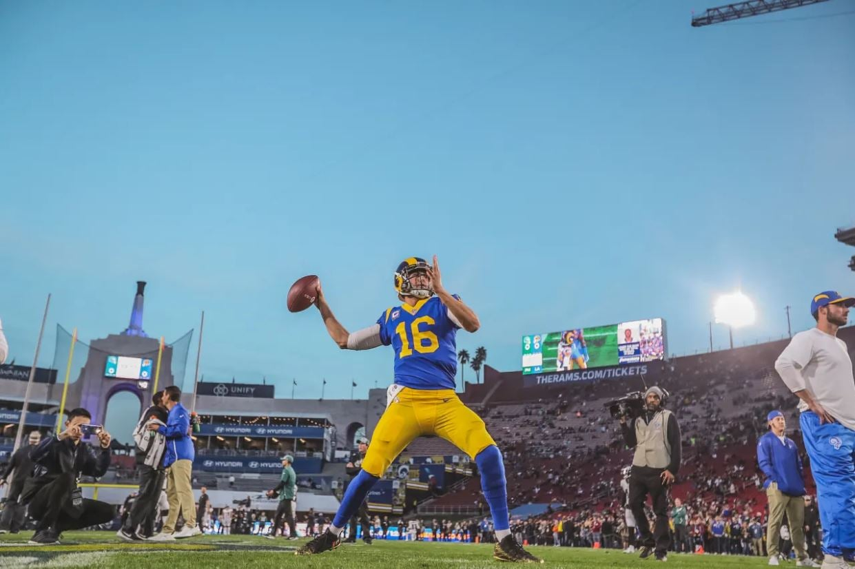 2d803f4e The Ultimate Guide to Los Angeles Rams Game Day | Discover Los Angeles