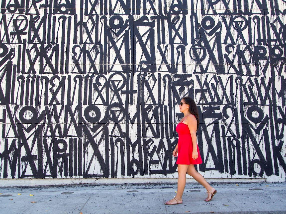 Melrose Ave., West Hollywood