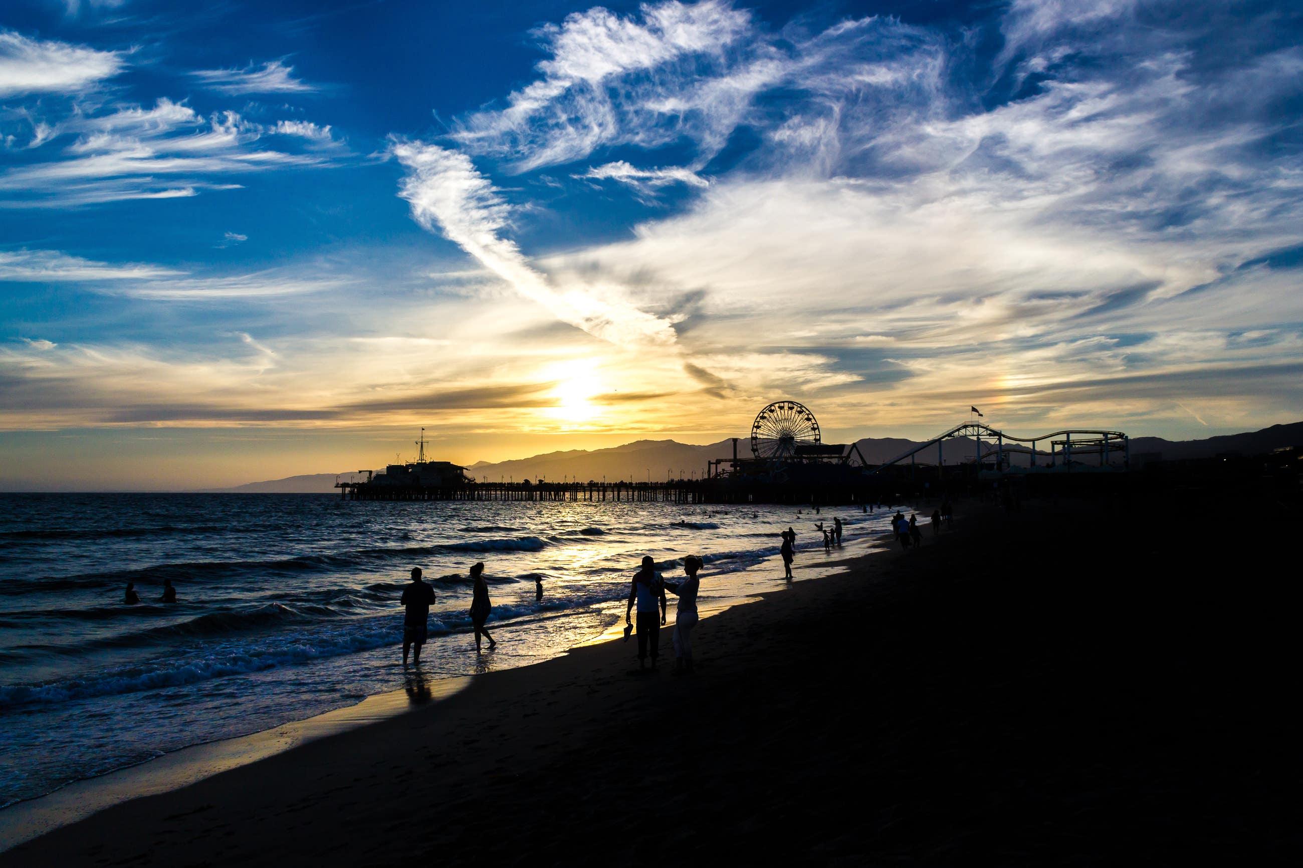 Santa Monica Pier | Photo: Melissa Turner