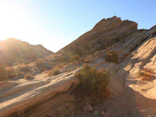 Vasquez Rocks Natural Area   |  Photo: Yuri Hasegawa