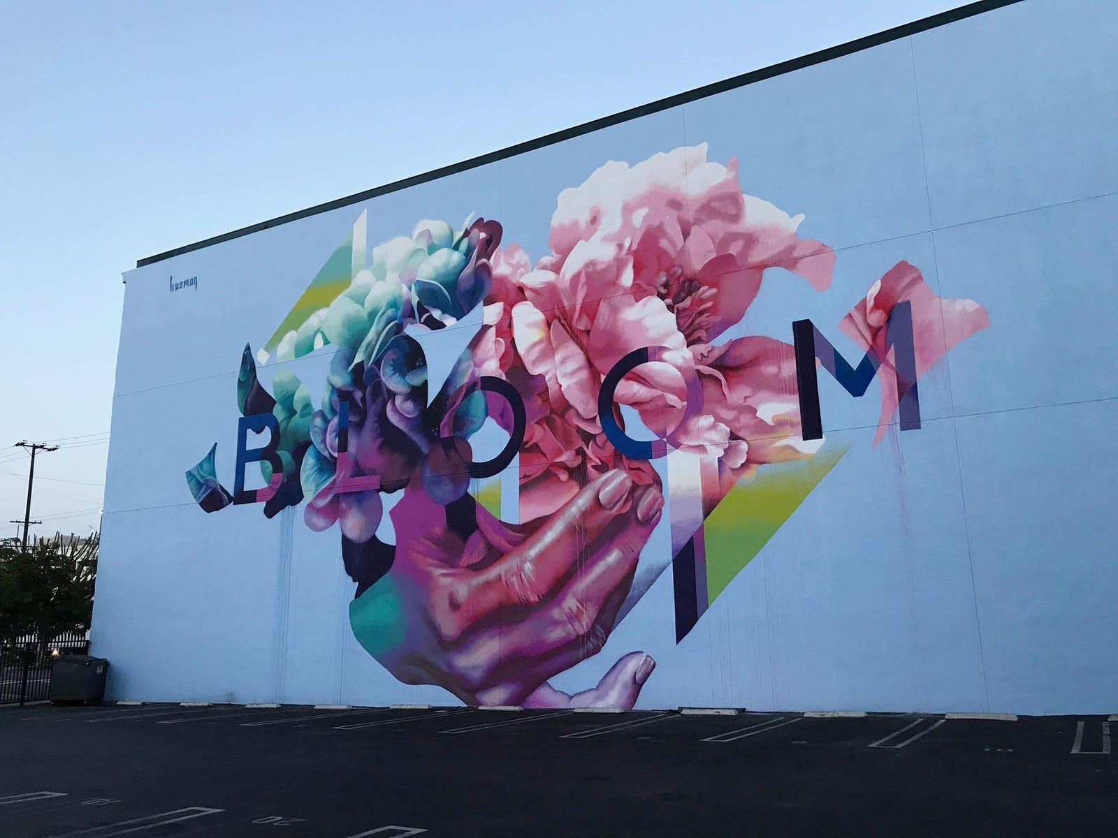 Bloom Street Art